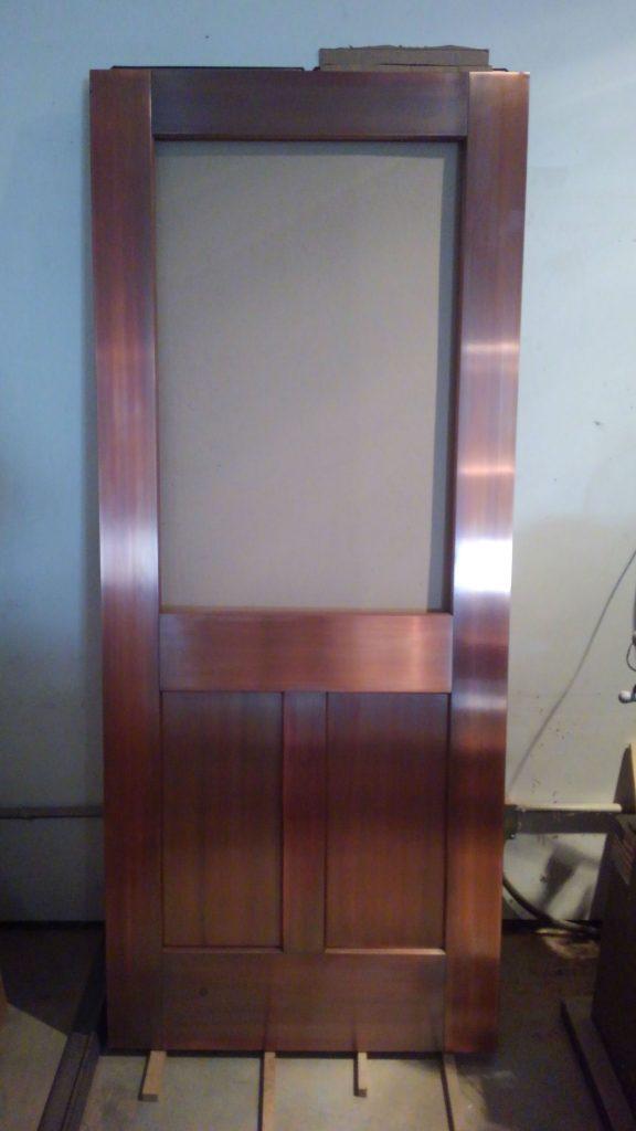 Copper Windows and Doors