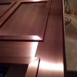 Copper Clad Screen Door
