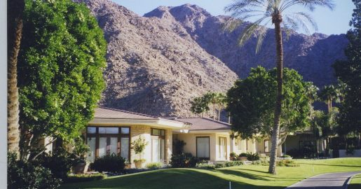 Copper Clad windows and doors - Indian Well Country Club Palm Springs, California