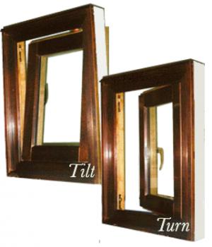 European Copper Clad Windows