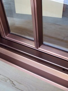 Copper Clad Interiors - Sill