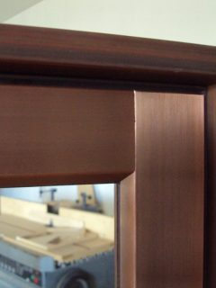 Copper Clad Exteriors - W/ Drip Cap