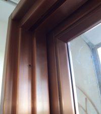 Copper Clad Interiors - Jamb Head Detail