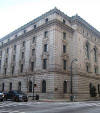 Federal Court of Appeals Building Today